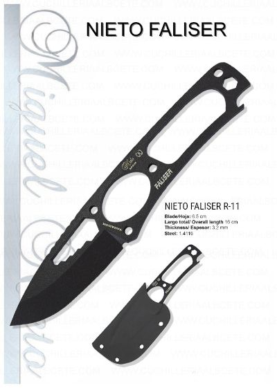 tactical knives FALISER