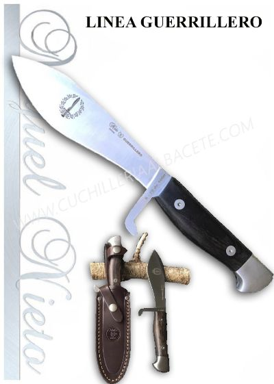 hunting knives LINEA GUERRILLERO COE