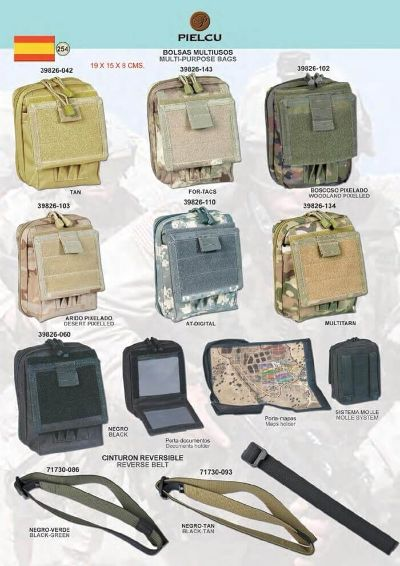 camping and survival MULTIPURPOSE BAGS 2