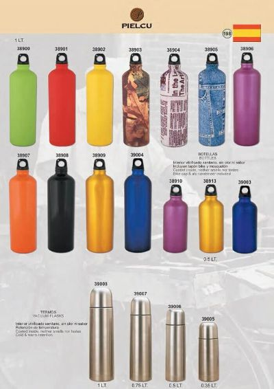 camping and survival BOTTLES AND THERMOSES