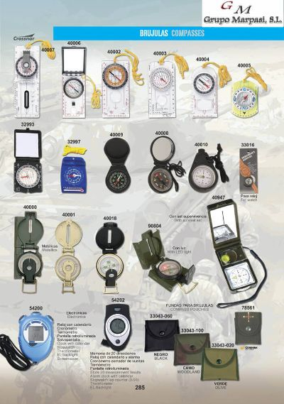 camping and survival COMPASSES 3