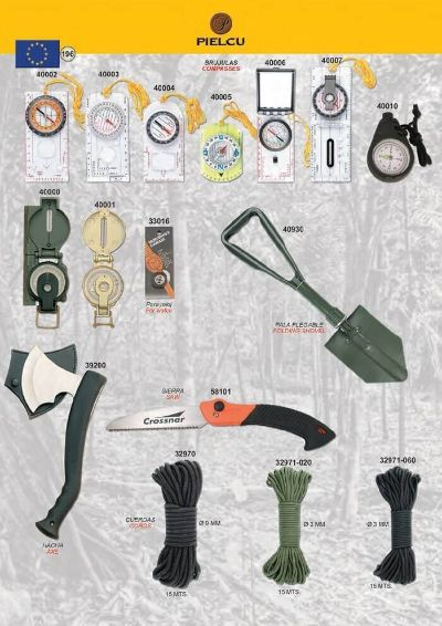 camping and survival COMPASSES AND SURVIVAL ACCESSORIES