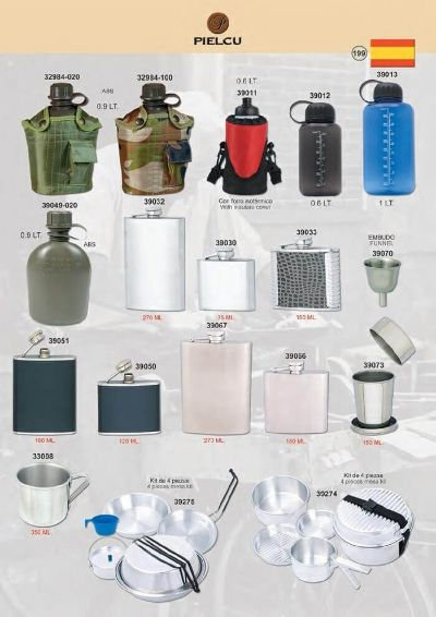 camping and survival CANTEENS
