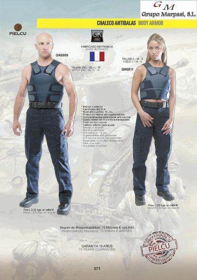 camping and survival vests BODY ARMOR
