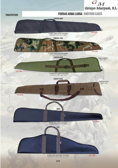 arms air rifles SHOTGUN CASES