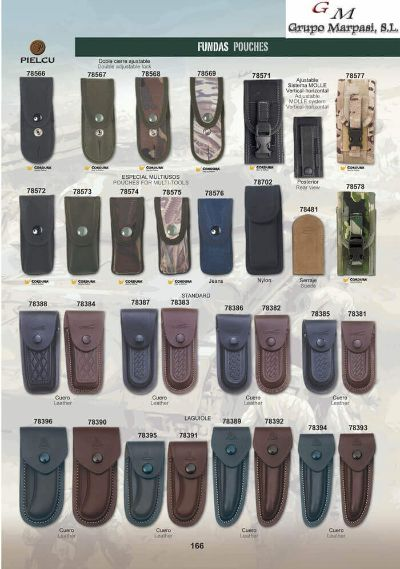 pocketknives POUCHES