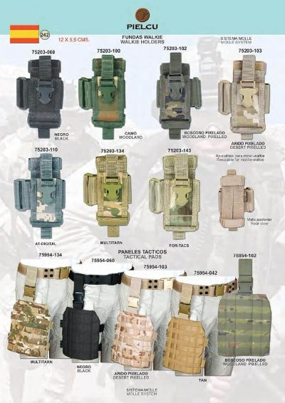 airsoft equipment WALKIE HOLDERS AND ACCESSORIES