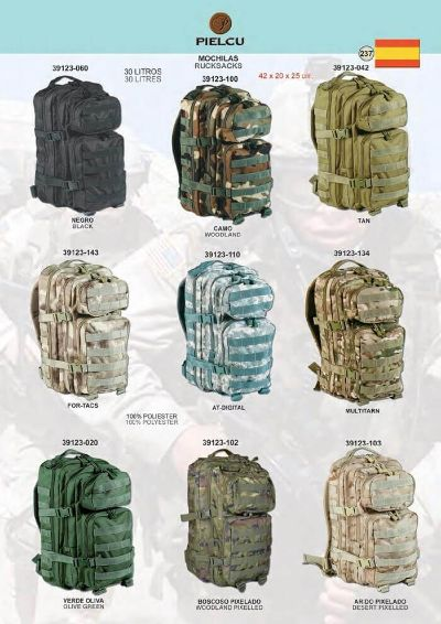 camping and survival backpacks BACKPACKS 3