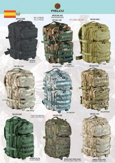 camping and survival BACKPACKS 4