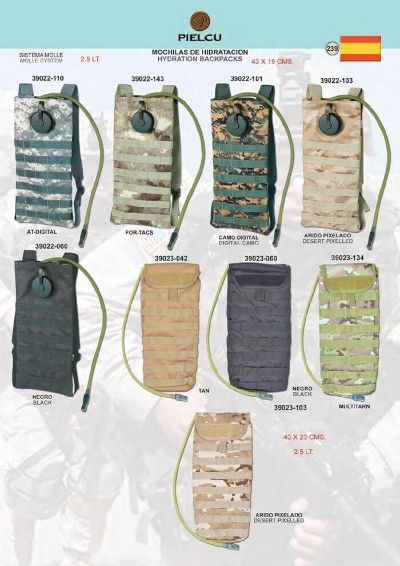 camping and survival MOISTURIZERS BACKPACKS 2