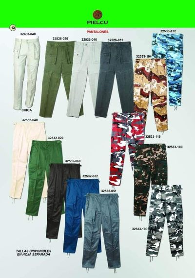 camping and survival TROUSERS M65