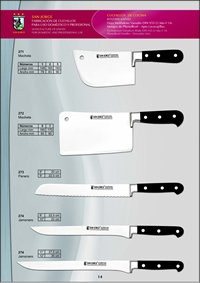 professional knives KITCHEN KNIVES 9