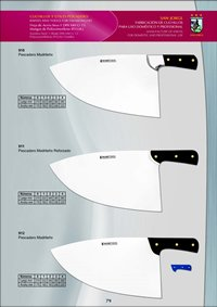 professional knives FISH KNIVES