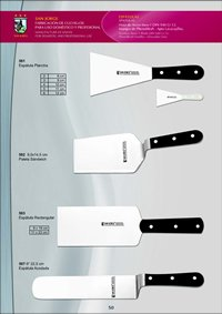 kitchen utensils SPATULAS