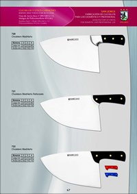 professional knives HATCHET BUTCHER