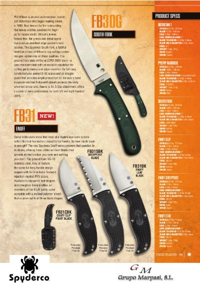 hunting knives mountain knives SOUTH FORK & ENUUF OUTDOOR KNIVES