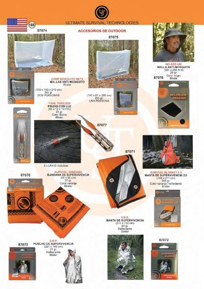 multipurpose accessories ACCESSORIES OUTDOOR UST