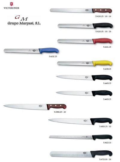 professional knives STIFFS KNIVES