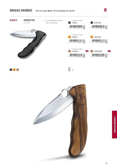 multiuso coltelli VICTORINOX HUNTER PRO