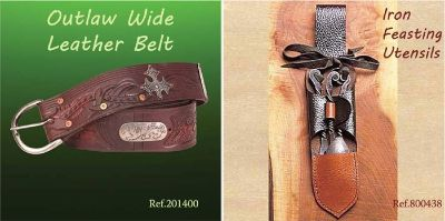 swords LEATHER ACCESSORIES